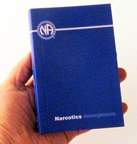 Narcotics Anonymous - Basic Text - POCKET SIZED for sale  Delivered anywhere in USA