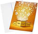 Amazon.com $45 Gift Card in a Greeting Card (Amazon Surprise Box Design)
