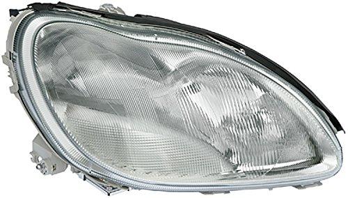 HELLA 010055041 Mercedes-Benz S-Class W220 Passenger Side Headlight Assembly