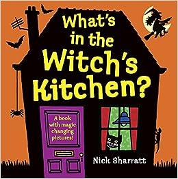 What's In The Witch's Kitchen? por Nick Sharratt epub