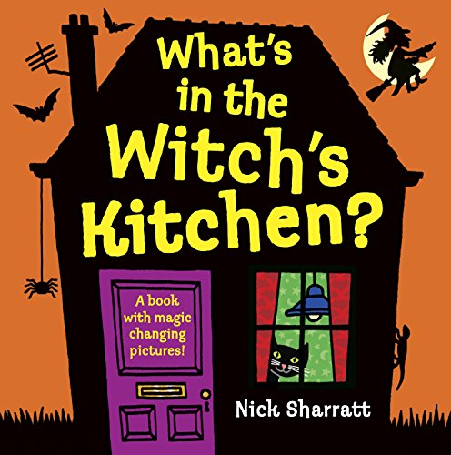What's in the Witch's Kitchen? -