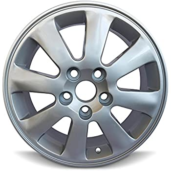 Toyota Camry 16 Inch 5 Lug 8 Spoke Alloy Rim/16x6.5 5x114.3 Alloy Wheel