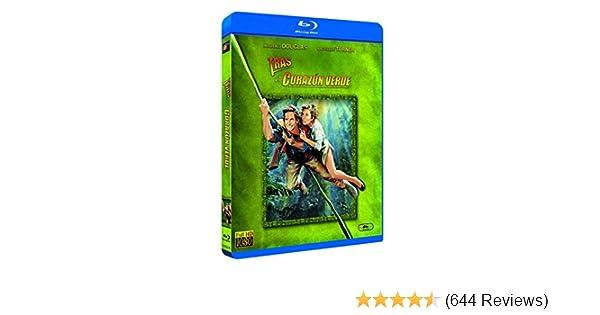 Amazon.com: Trás El Corazón Verde (Blu-Ray) (Import Movie ...