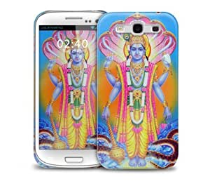 Vishnu Samsung Galaxy S3 GS3 protective phone case