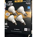 Feit R20 flood Led Dimmable 45 Replacement soft white 4 Pack Track & Recessed