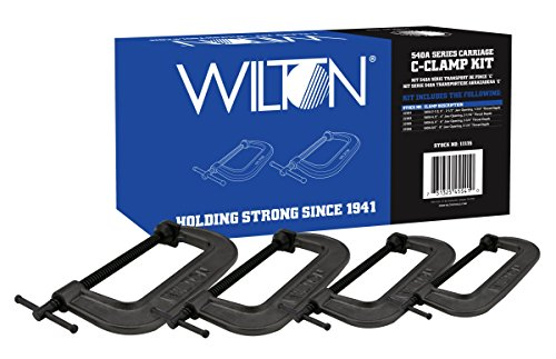 Wilton 11115 540 Carriage C Clamp product image
