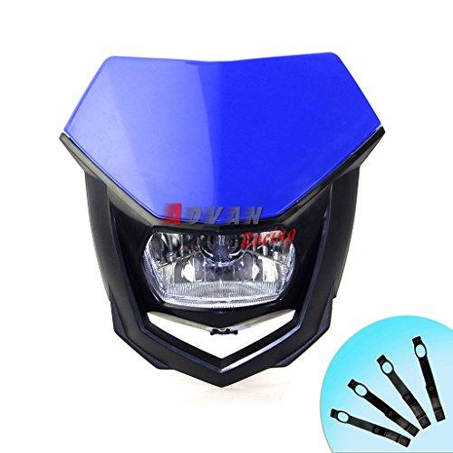 Yamaha V Star Led Headlight Bulb Conversion
