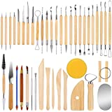 ETEPON Pottery Tools Clay Sculpting Tools Set...