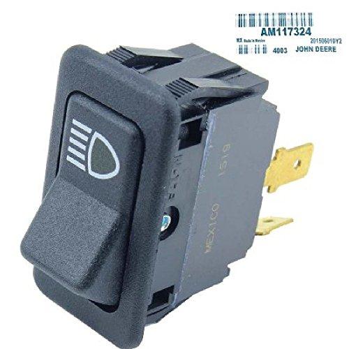 John Deere Original Equipment Switch #AM117324