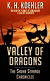 Valley of Dragons (The Sasha Strange Chronicles Book 3)