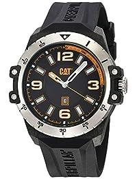 Caterpillar MB14521131 Reloj para Hombre, color Plata, 45.5 mm