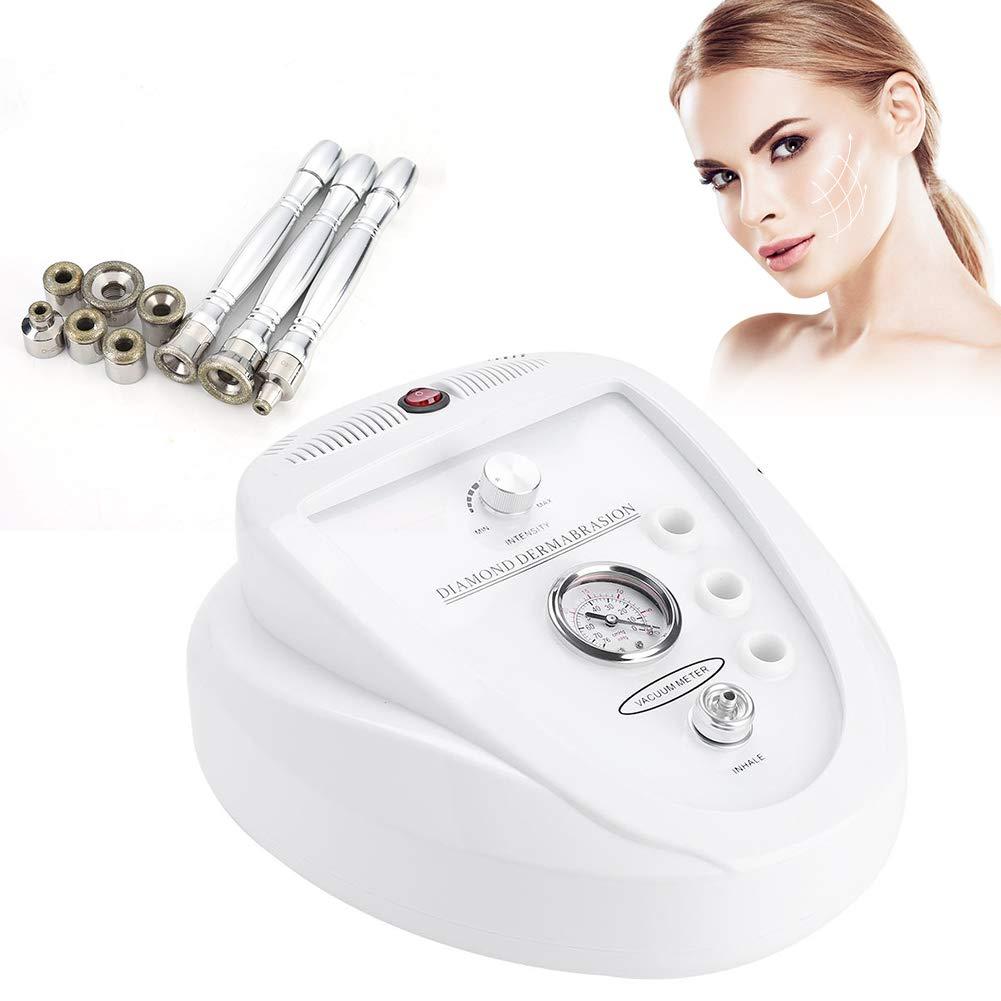 3 IN 1 Exfoliating Skin Rejuvenation Machine Facial Wrinkle Removal Skin Care Face Diamond Dermabrasion Beauty Tool
