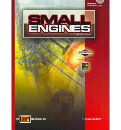 Download [ Small Engines [With CDROM] ] By Radcliff, R Bruce ( Author ) [ 2009 ) [ Hardcover ] ebook