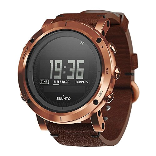 Suunto Essential Digital Leather SS021213000