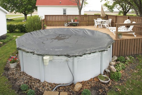 18' Round Above Ground Pool Winter Cover - 20 yr