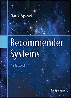 Book Recommender Systems: The Textbook