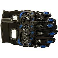 Premium Full Finger Motorcycle Gloves - Breathable...