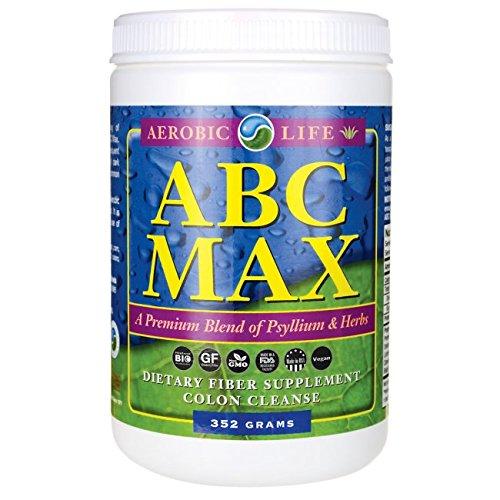 Aerobic Life ABC Max Colon Cleanse Powder Supplement, 352 (Max Colon Cleanse)