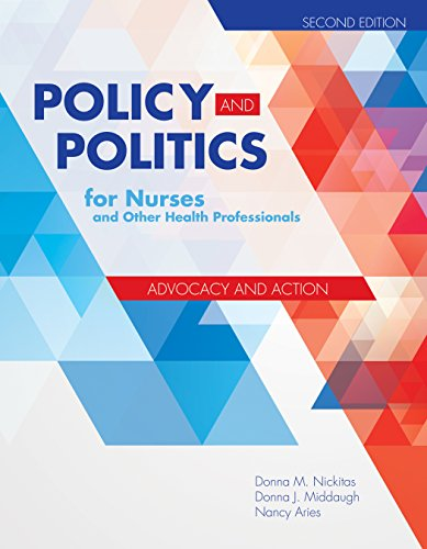 Policy and Politics for Nurses and Other Health Professionals Pdf
