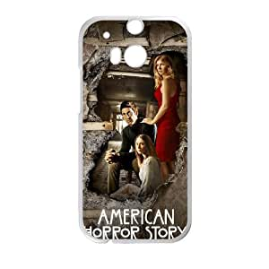 American Horror Story HTC One M8 Cell Phone Case White Tribute gift PXR006-7602149