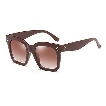 NECCT Gafas de Sol de Moda para Mujer Gafas de Sol de Lujo ...