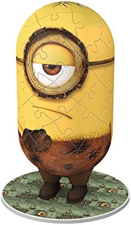 Ravensburger 11666 9 Minion 54-Piece Cro 3D Puzzle