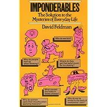 Imponderables (Imponderables Series)