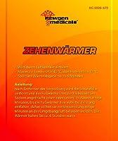newgen medicals Zehenwärmer im 2er-Pack