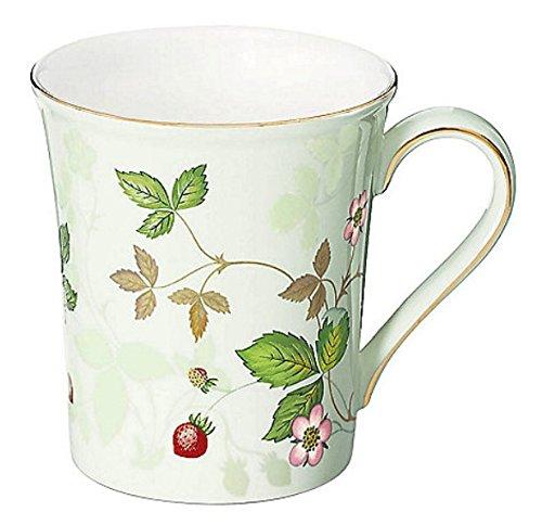 Wedgwood Wild Strawberry Beaker Delphi