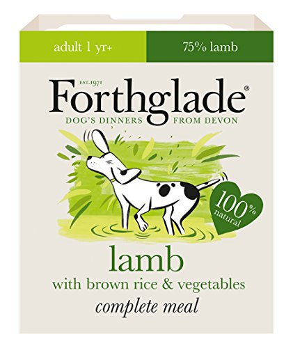 Natural Lifestage Complete Adult Lamb (18 x 395g)