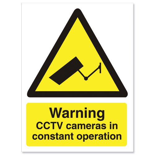 Stewart Superior WO143PVC - Cartel para zona videovigilada ...