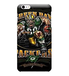 Case Cover For SamSung Galaxy S6 NFL Green Bay Packers Running Back Case Cover For SamSung Galaxy S6 High Quality PC Case