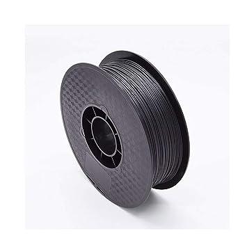 Filamento PLA de Fibra de Carbono/Precisión+/- 0.02 mm Material de ...
