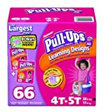 Huggies Pull-Ups Learning Designs – Girls, Health Care Stuffs
