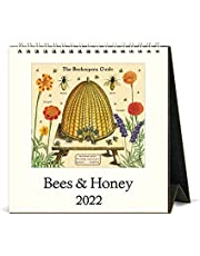 Cavallini 2022 bureaukalender, vintage bijen en honingposters (CAL22-1)
