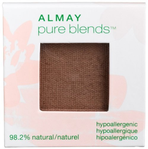 Almay Pure Blends Eyeshadow, Cocoa, 0.09-ounces (2 Pack) by Almay ()