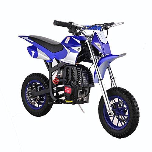 Powerful 40cc / 50cc Gas Dirt Bike 4-Stroke by Kickin Bikes