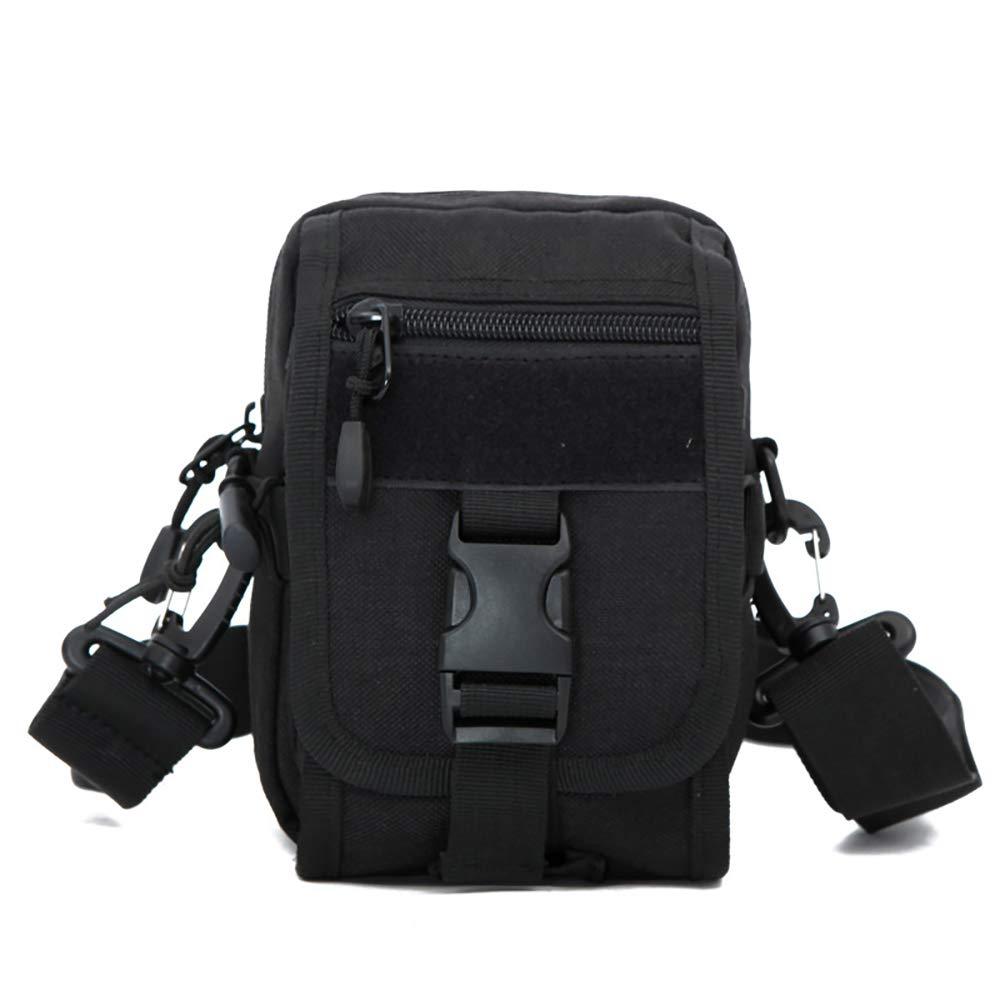 Zhuhaimei,Al aire libre, solo hombro, hombro, hombro, camuflaje diagonal, función de bolsa pequeña para acampar, mochila con mochila cc1217