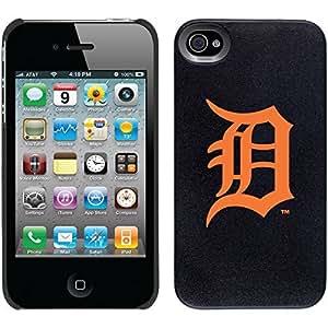 Detroit Tigers - D Orange design on Black iphone 5c Thinshield Snap-On Case