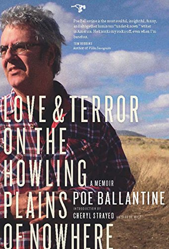 Softcover Colorado - Love and Terror on the Howling Plains of Nowhere: A Memoir