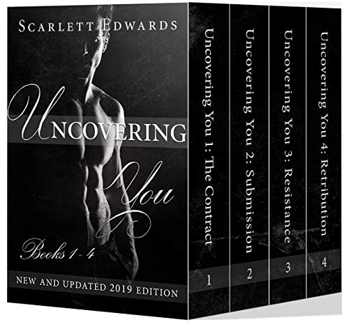 Pdf Romance Uncovering You: Books 1-4 (New and Updated 2019 Edition)