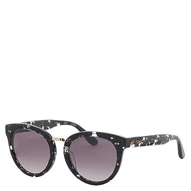 7c10b894158 Amazon.com  TOMS Women s Yvette Clear Black Tortoise Sunglasses ...