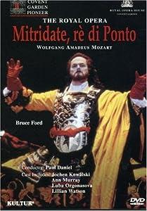 Amazon.com: Mozart: Mitridate, rè di Ponto (Royal Opera House, Covent