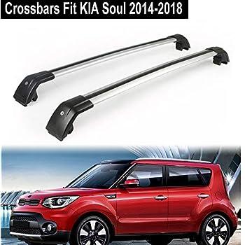Amazon Com Brandb2b Fits Kia Soul V3 Aluminum Top Roof
