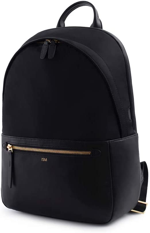 The Small Backpack by ISM | Leather Laptop Backpack | Work Backpack | Small Leather Backpack | 13inch Laptop Backpack |