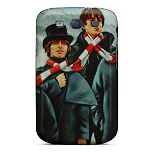 New Style Super Stylish Beatles3 Premium Tpu Cover Case For Galaxy S3