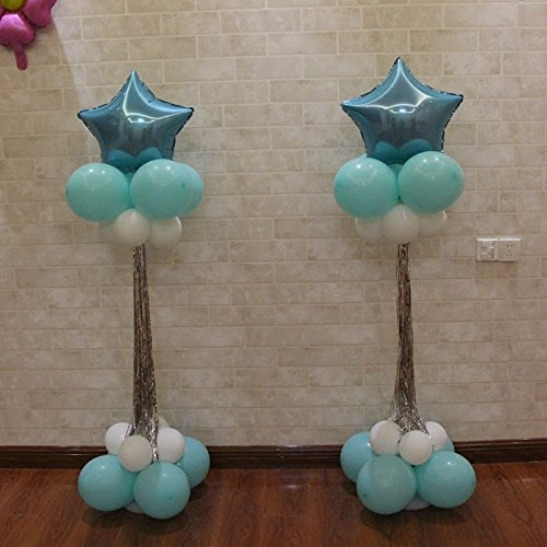 Wedding shop Balloon Column Wedding Decoration Decorative Road Guide Base Pillars w18 (Balloon Pillars)