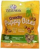 Wellness Crunchy Puppy Bites Natural Grain Free Pu...
