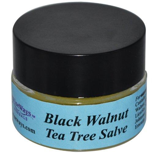 WiseWays Herbals Black Walnut Tea Salve product image