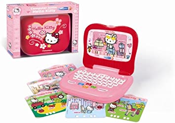 Clementoni 62192 Computer Junior Hello Kitty ... - Amazon.es